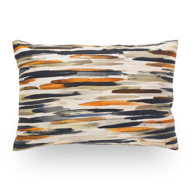"COTTON & LINEN 13"" X 17"" ACCENT PILLOW, , hi-res"
