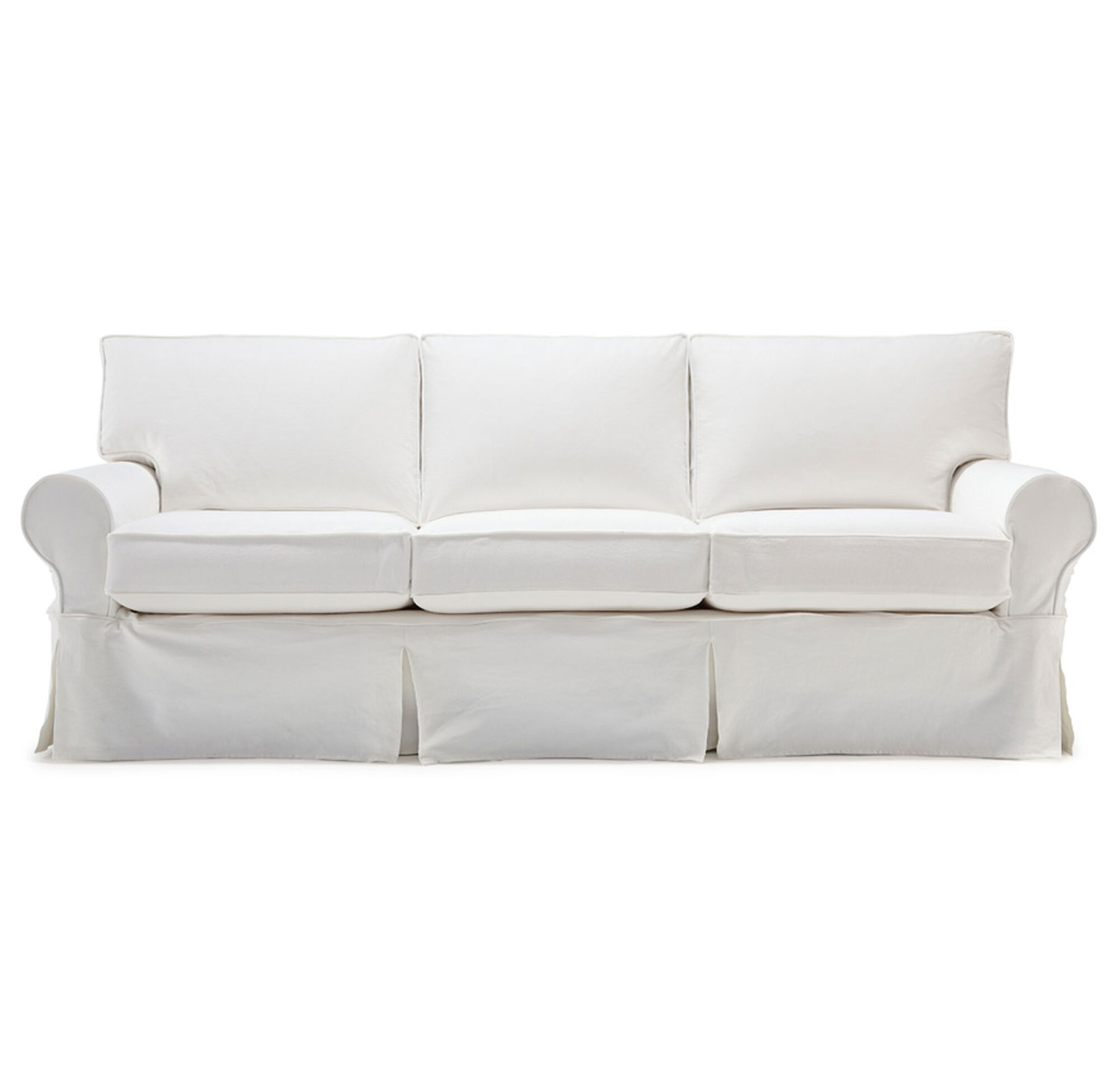 Awe Inspiring Alexa Ii Luxe Queen Slipcover Sleeper Sofa Pdpeps Interior Chair Design Pdpepsorg