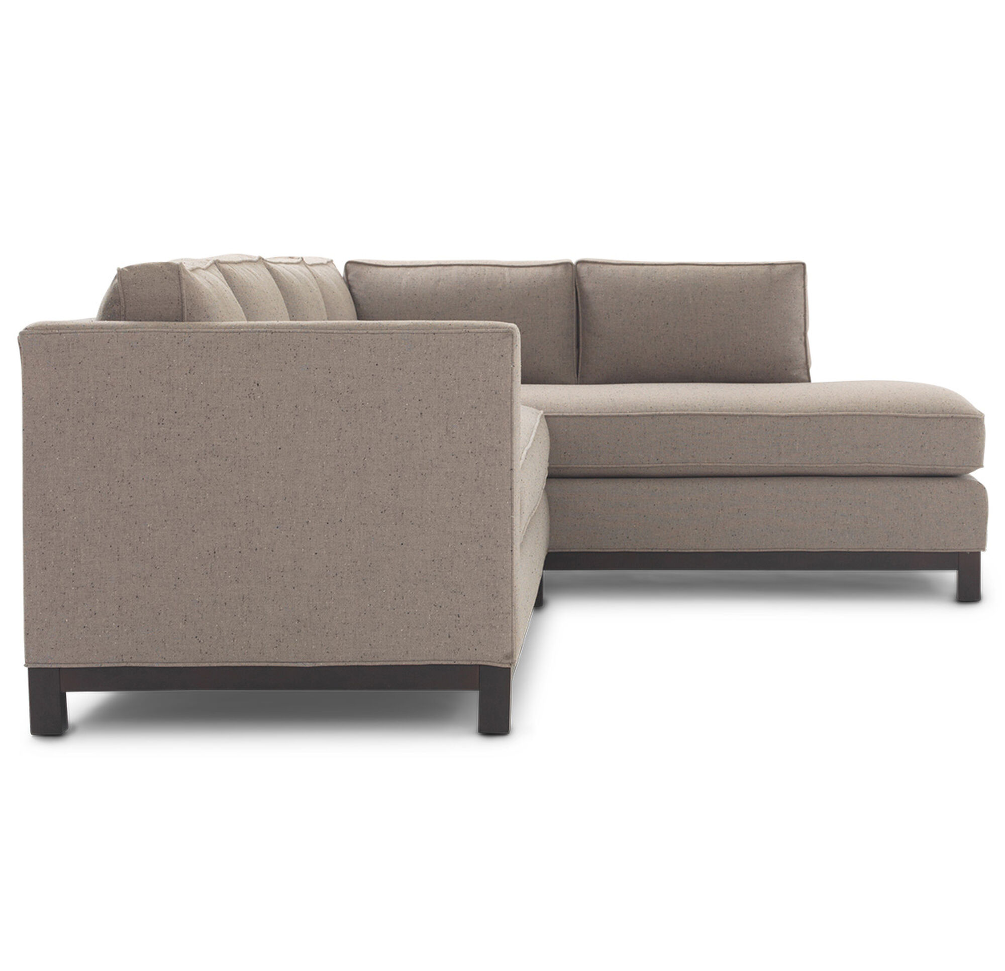 Clifton sofa clifton sectional by mitc gold bob williams for Sectional sofa hawaii