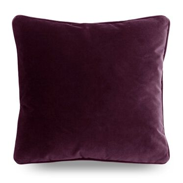 21 IN. SQUARE THROW PILLOW, BOULEVARD - INK, hi-res