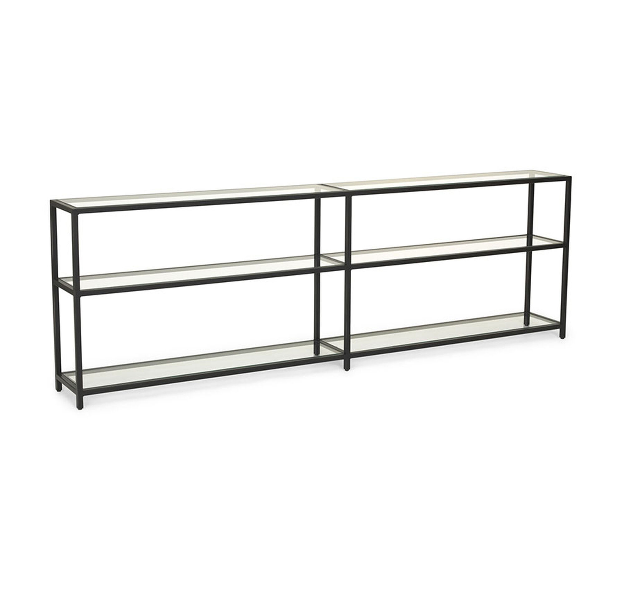 fritz low bookcase