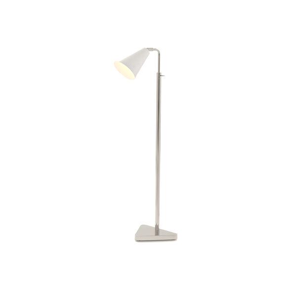 ELLORY FLOOR LAMP - POLISHED NICKEL, , hi-res