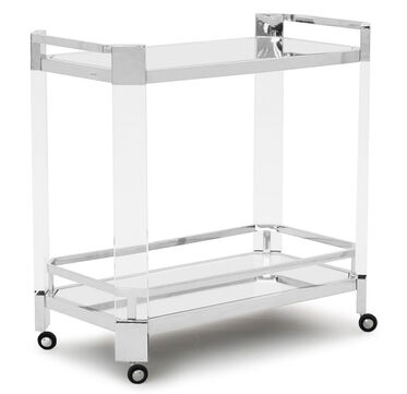 MELROSE BAR CART, , hi-res