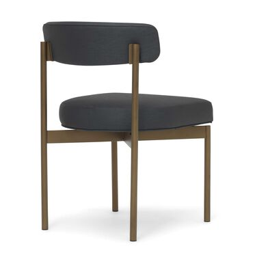 REMY DINING CHAIR, KOKO - CHARCOAL, hi-res