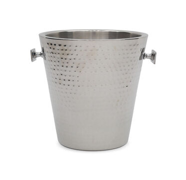 HAMMERED DOUBLE WALL CHAMPAGNE BUCKET, , hi-res