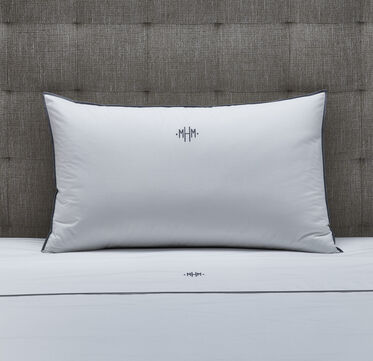 HARMONY MONOGRAM PILLOW SHAM, , hi-res