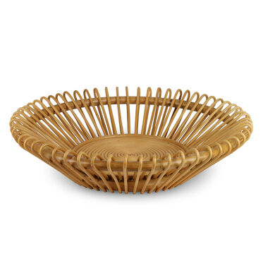 RATTAN CENTERPIECE BOWL, , hi-res