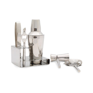 STAINLESS STEEL 6-PIECE TOOL SET, , hi-res