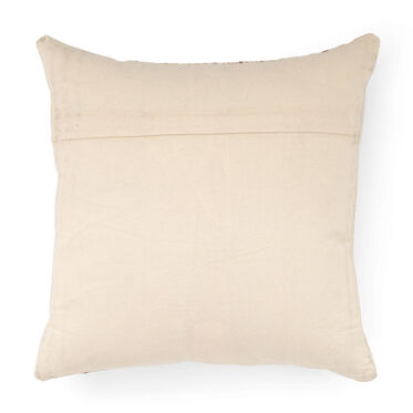 "HAND BLOCKED CHENILLE 20"" X 20"" ACCENT PILLOW, , hi-res"