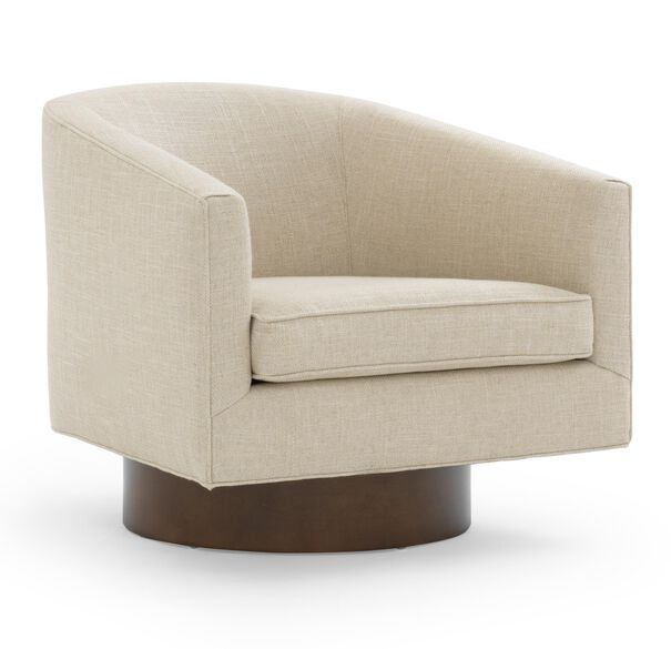BIANCA FULL SWIVEL CHAIR, , hi-res