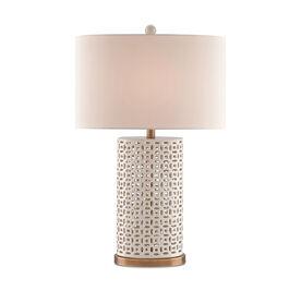 PIERCE TABLE LAMP, , hi-res