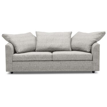 BIG EASY SOFA, COSTA - SILVER, hi-res
