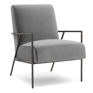 YVES CHAIR, VIVID - SILVER, hi-res