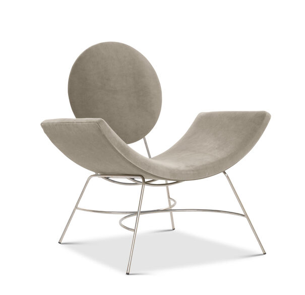 ELROY CHAIR, BOULEVARD - TAUPE GR, hi-res