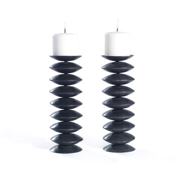 CIRQUE CANDLE HOLDERS, , hi-res