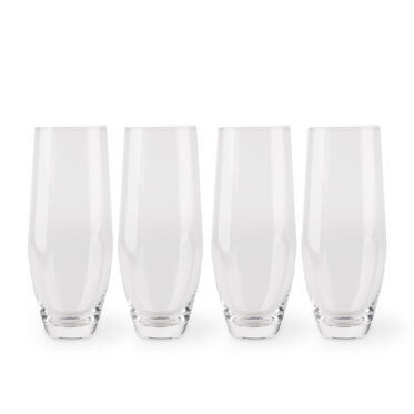 HANDBLOWN HIGHBALL GLASSES - SET OF 4, , hi-res