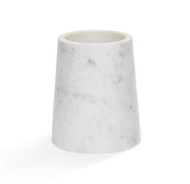 WHITE MARBLE WINE COOLER, , hi-res