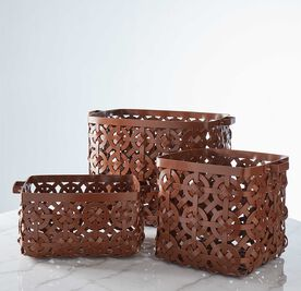 LEATHER ACCENTS GIFT SET, , hi-res