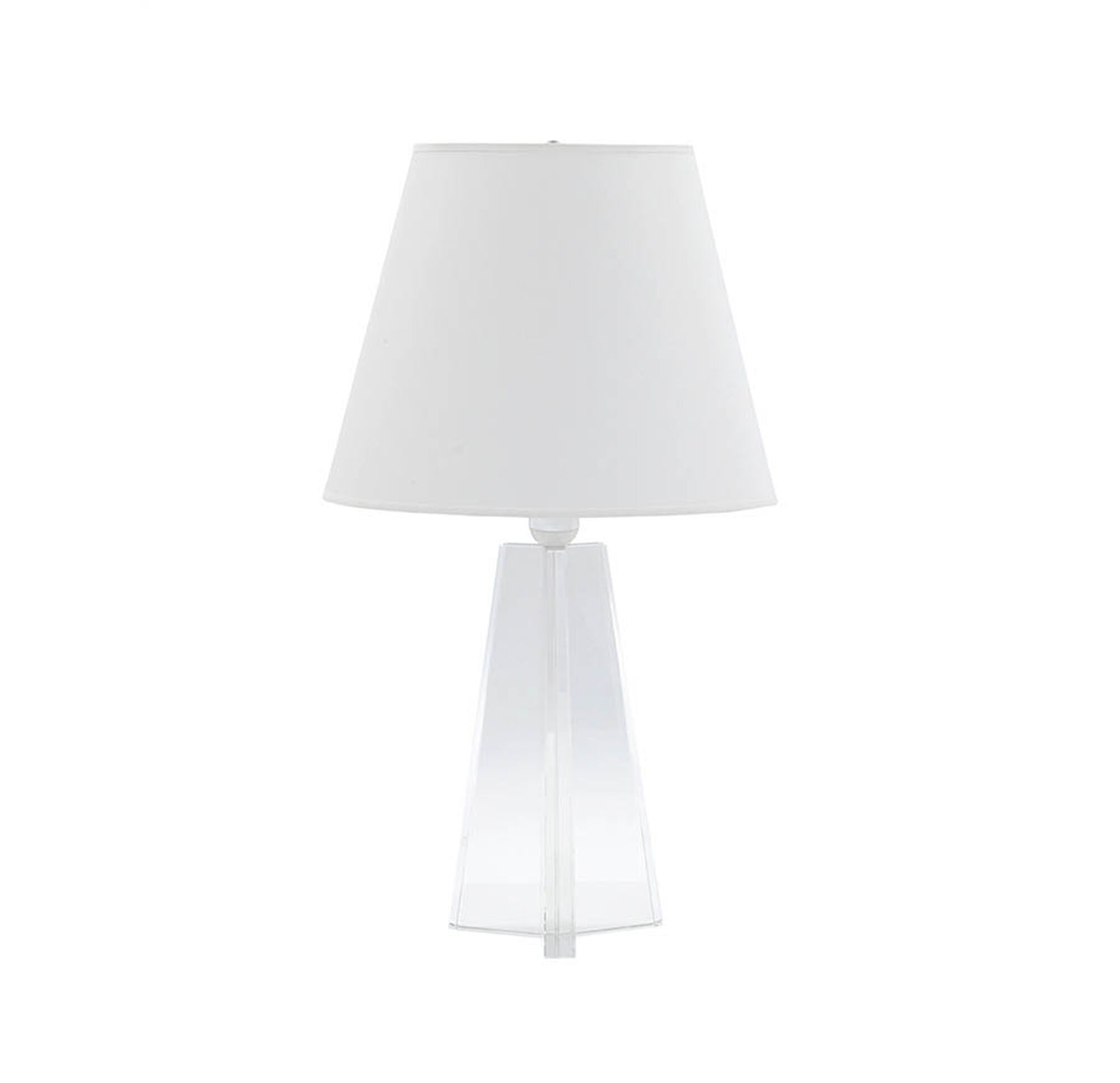 Rubix lily white table lamp freya table lamp hi res geotapseo Images