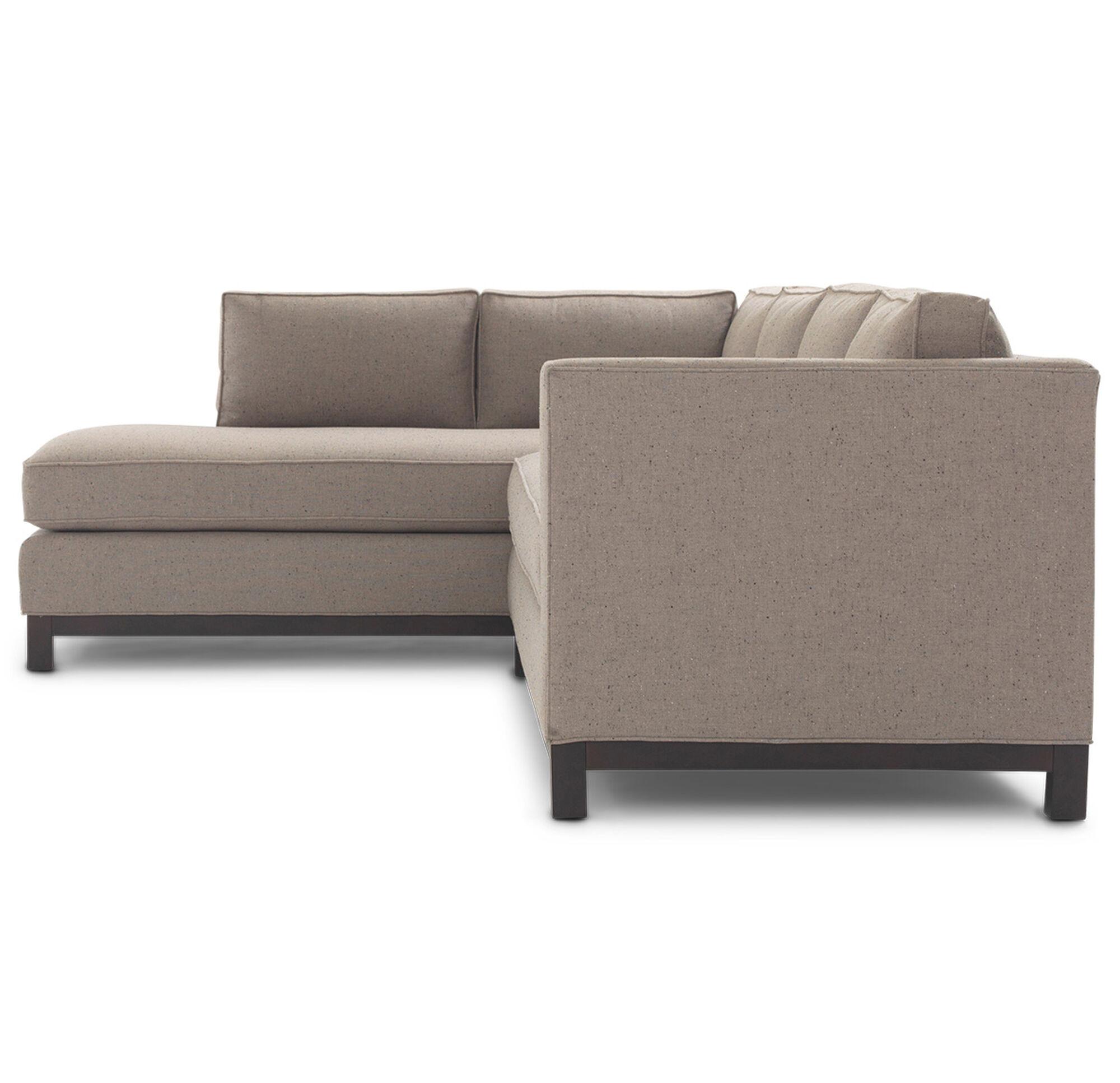Clifton sectional sofa for Sectional sofa hawaii