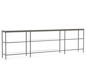VIENNA LOW BOOKCASE - EXTRA LARGE, , hi-res