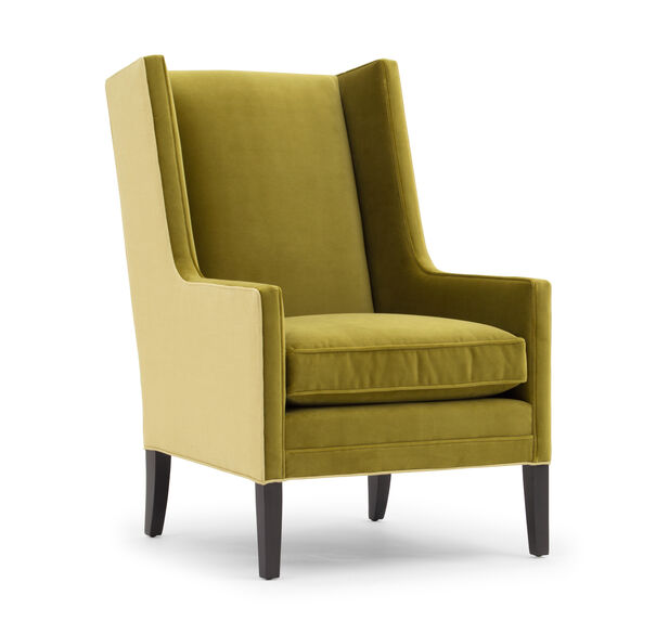 VIVIANNE WING CHAIR, , hi-res