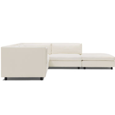 FRANCO RIGHT SECTIONAL SOFA, TERRACE - ECRU, hi-res