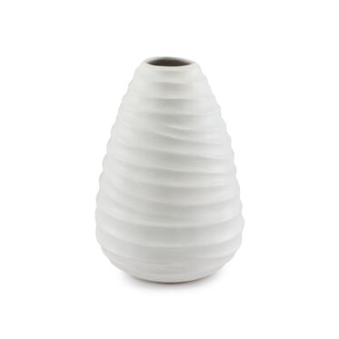 RIDGE VASE, , hi-res