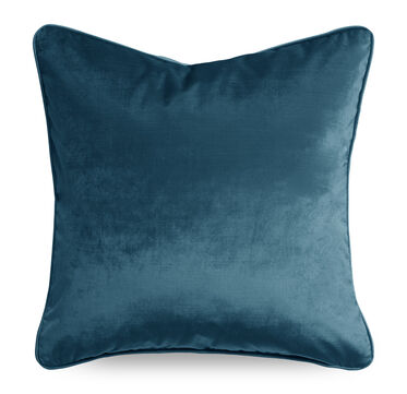 21 IN. SQUARE THROW PILLOW, EVERSON - JADE, hi-res