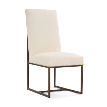 GAGE TALL SIDE  DINING CHAIR, TERRACE - ECRU, hi-res