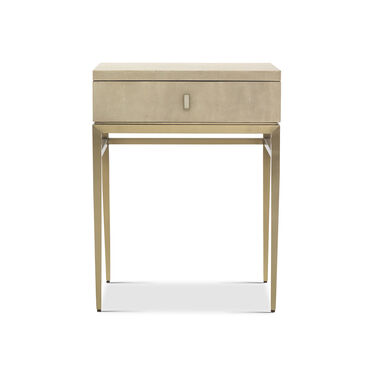 SOLANGE SIDE TABLE - CREAM, , hi-res