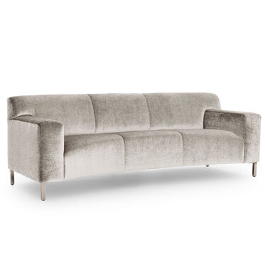 MARCELLO CURVED SOFA, BODEN - TAUPE, hi-res