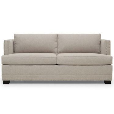 KEATON SHELTER ARM SUPER LUXE FULL SLEEPER CLASSIC DEPTH WITH NAILHEAD, , hi-res