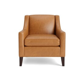 CARA LEATHER CHAIR