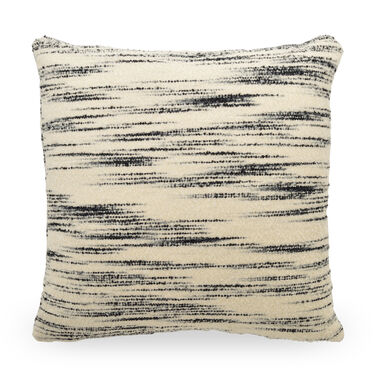 22 IN. SQUARE THROW PILLOW NO WELT, MONTCLAIR - MARBLE, hi-res