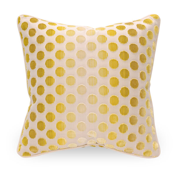 SINGLE 20X20 DOWN ACCENT PILLOW, MILLY - CITRON, hi-res