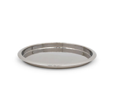HAMMERED BAR SERVICE TRAY, , hi-res
