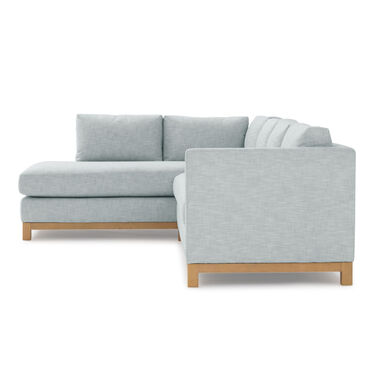 CLIFTON RIGHT SECTIONAL, SOL - SKY BLUE, hi-res
