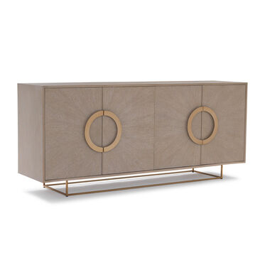 LISBON MEDIA CONSOLE - NATURAL, , hi-res