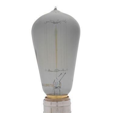 SMOKE EDISON THREAD FILAMENT BULB, , hi-res