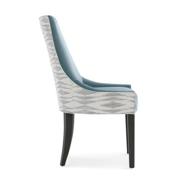 ADA SIDE DINING CHAIR, VIVID - AZURE, hi-res