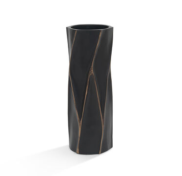 NERO TALL VASE, , hi-res