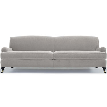 LONDON SOFA, BOULEVARD - SILVER, hi-res