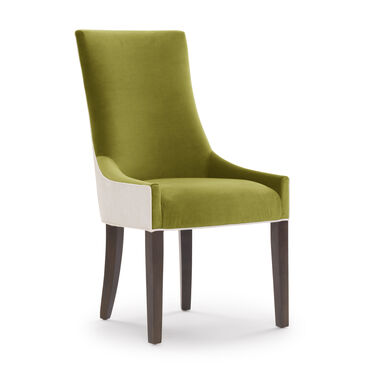 ADA SIDE DINING CHAIR, VIVID - LIME, hi-res