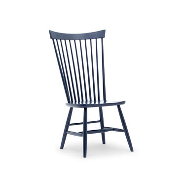 WINLEY SIDE DINING CHAIR - INDIGO, , hi-res