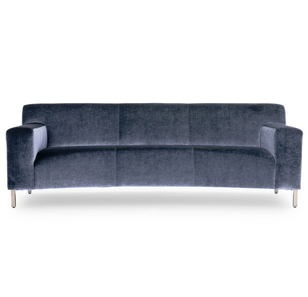 MARCELLO CURVED SOFA, BODEN - SLATE, hi-res