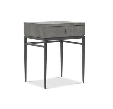 SOLANGE SIDE TABLE - GRAY, , hi-res