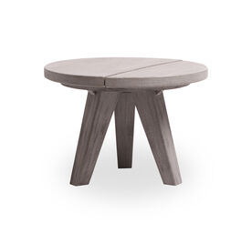 DEL MAR ROUND SIDE TABLE, , hi-res