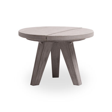 DEL MAR ROUND SIDE TABLE, , hi-res