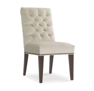 JACQUES SIDE DINING CHAIR, , hi-res